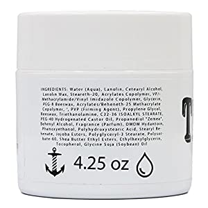 Tip Top Matte Water Based Medium Hold Pomade 4.25oz
