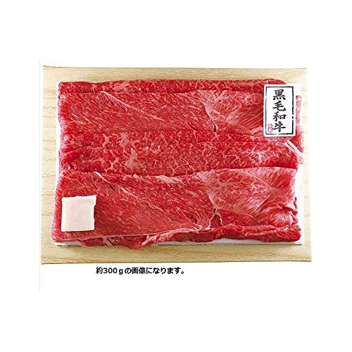 ( 産地直送 お取り寄せグルメ ) 「京都モリタ屋」 国産黒毛和牛モモ・肩すき焼き用 600g