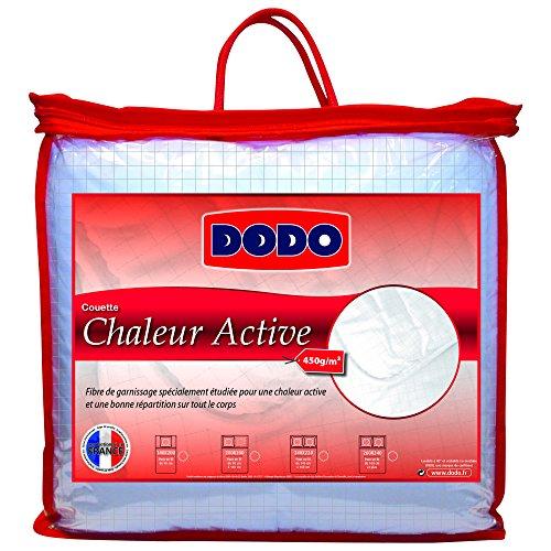 DODO COUETTE CHALEUR ACTIVE - EXTRA CHAUDE - 220 x 240 cm