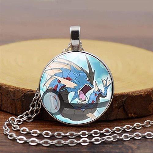 Bosi General Merchandise Pokémon, Gemas del Tiempo, Collares Pendientes, Regalos creativos, coleccionables