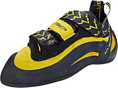 LA SPORTIVA Miura VS Kletterschuhe, Yellow-Black, EU 41.5