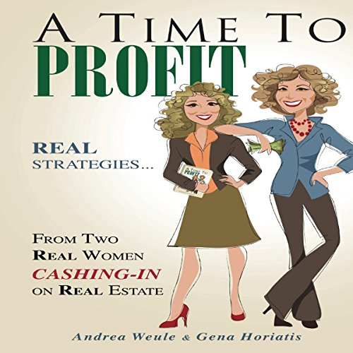 A Time to Profit audiobook cover art
