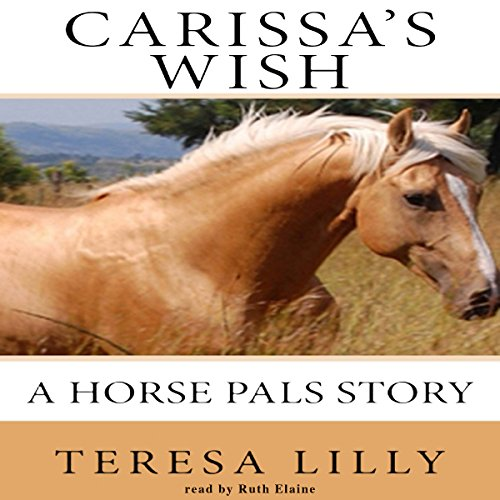 Carissa's Wish cover art