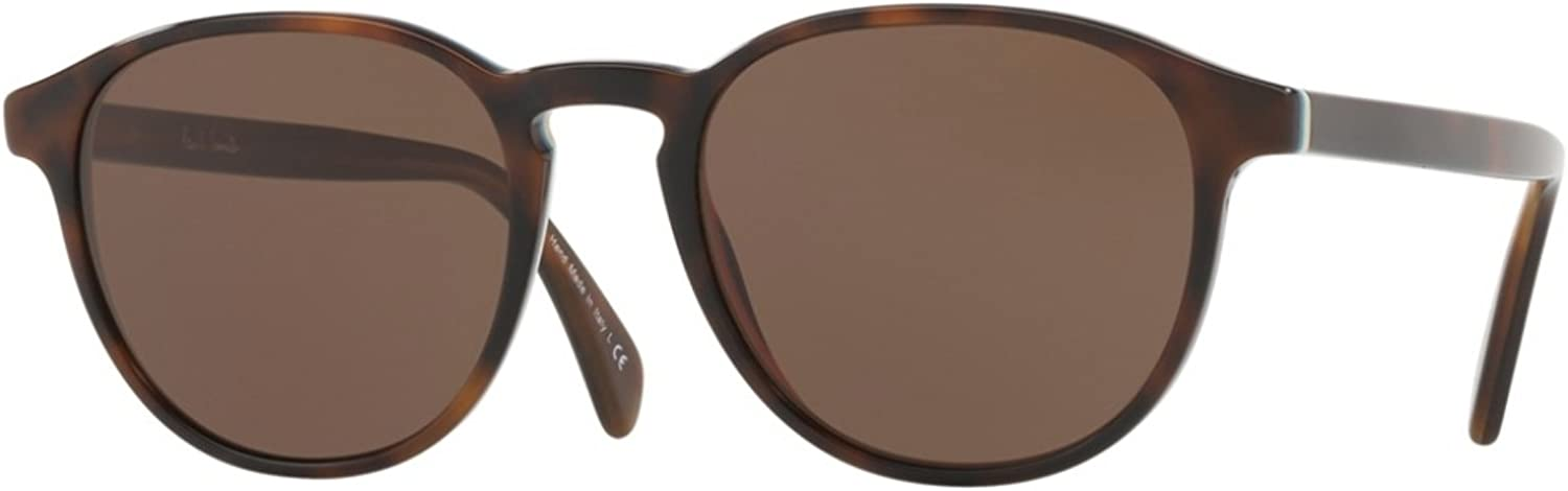 PAUL SMITH MAYALL 8263S  161773 SUNGLASSES DELUXE ARTISTS STRIPE BROWN 51MM