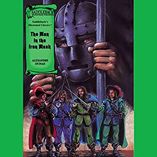 The Man in the Iron Mask                   By:                                                                                                                                 Alexandre Dumas                               Narrated by:                                                                                                                                 uncredited                      Length: 40 mins     1 rating     Overall 2.0