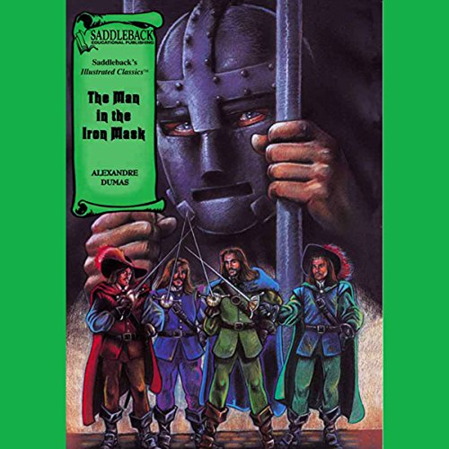 Couverture de The Man in the Iron Mask