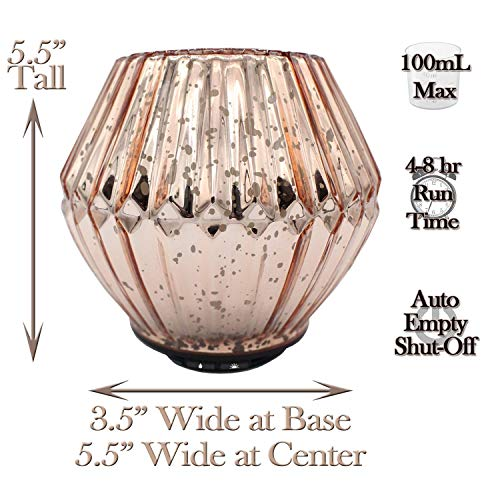 Royal Living Crystal Essential Oil Diffuser