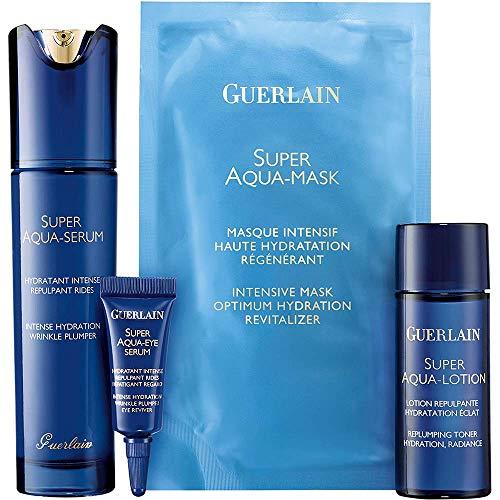Guerlain Super Aqua-Serum 50 Ml + Super Acqua Ogen 5 Ml + Super Aqua Masker 1 U + Super Aqua Lotion 40 Ml