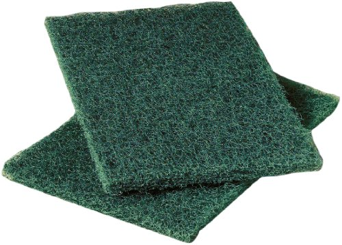 Scotch-Brite 86 Heavy Duty Commercial Scouring Pad, 9