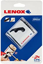 LENOX Tools Bi-Metal Speed Slot Hole Saw with T3 Technology, 2-1/4