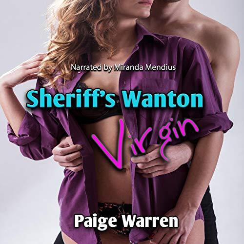Couverture de Sheriff's Wanton Virgin