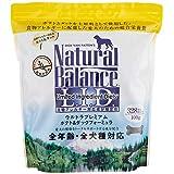 ナチュラルバランス ポテト&ダック アレルギー専用 (全犬種/全年齢対応) 2.27kg