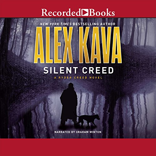 Silent Creed audiobook cover art