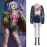 Comprar Disfraz Harley Quinn de Aves de Presa Original.