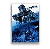 liuyushuo Poster Mad Max Fury Road Movie Leinwand Malerei
