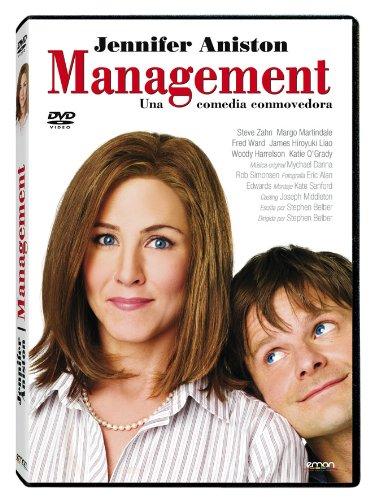 Management (Import Dvd) (2011) Jennifer Aniston; Steve Zahn; Woody Harrelson;
