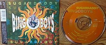 Bingoboys - Sugardaddy - WEA - 4509 95778-2 WEA - 4509-95778-2