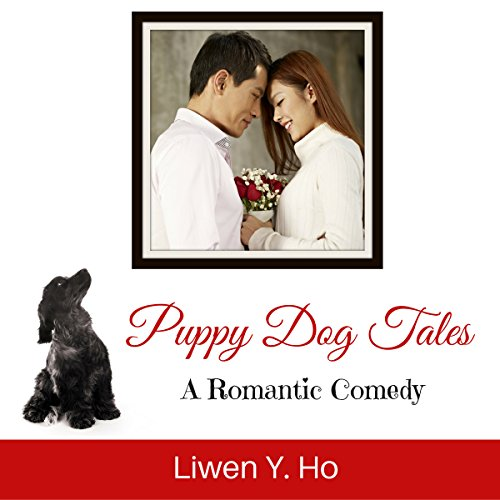 Puppy Dog Tales audiobook cover art
