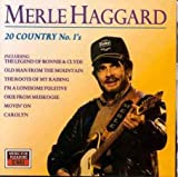 Songtexte von Merle Haggard - 20 Country No.1's