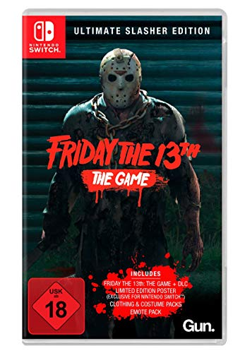 Friday the 13th: The Game-Ultimate Slasher Edition - Standard [ ]