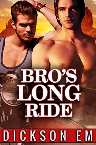 BRO'S LONG RIDE - M/M First Time Gay Biker Romance (English Edition)