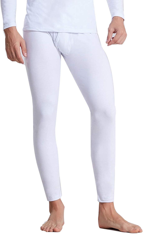 Men's Base Layer Pants Thermal Bottoms Long Johns Leggings