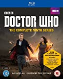 Doctor Who - Series 9 Complete [Reino Unido] [Blu-ray]