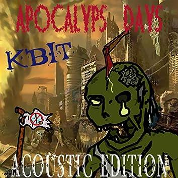 Apocalyps Days (Acoustic Edition)