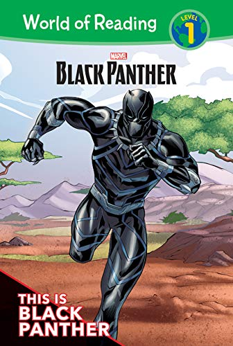This Is Black Panther (Black Panther: World of Reading, Level 1)