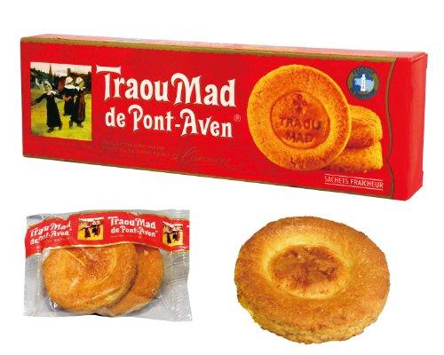 Palets Bretons, Buttergebäck aus der Bretagne, 100g