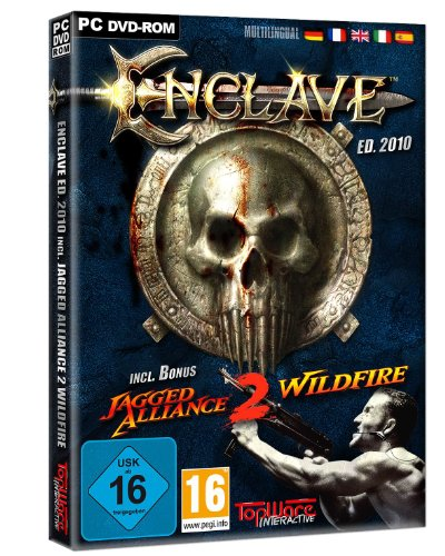 Enclave Gold Ed. 2010 incl. Jagged Alliance 2 Wildfire - [PC]