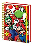 funko pop! - super mario, cuaderno a5 espiral run (windows) [edizione: spagna]