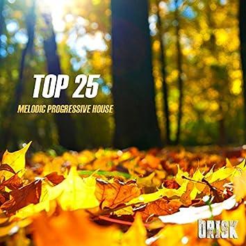Melodic Progressive House - TOP 25