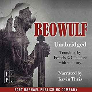 Beowulf (Fort Raphael Publishing Company Edition - Unabridged) audiobook cover art