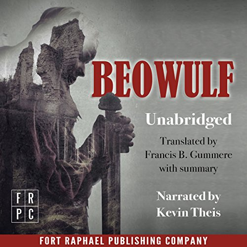 Page de couverture de Beowulf (Fort Raphael Publishing Company Edition - Unabridged)