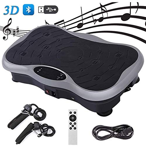 Great Price! Vibrating Platforms That Slim The Whole Body Vibrations Fitness Plate Weight Loss Fat H...