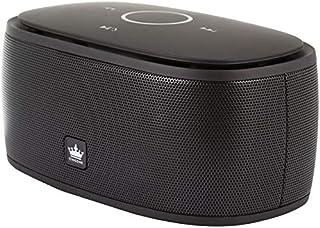 K5 Mini Wireless APP Bluetooth Stereo Music Speaker (BLACK)