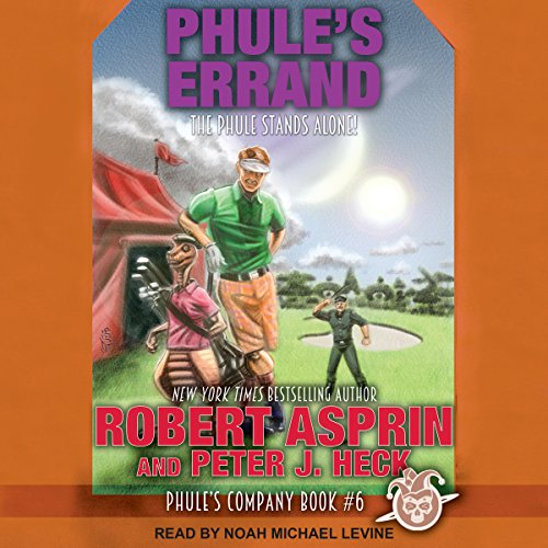 Phule's Errand audiobook cover art