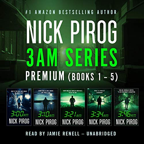 3 a.m.: Premium Audiobook By Nick Pirog cover art