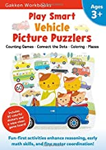 Play Smart Vehicle Picture Puzzlers 3+ (13)