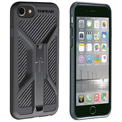 Topeak Ridecase met bevestiging, voor iPhone 6, 6S, 7 beschermhoes, wit, één maat