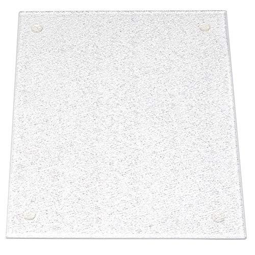 Kitchen Kare Acrylic Cutting Board, 9' x 12', Clear