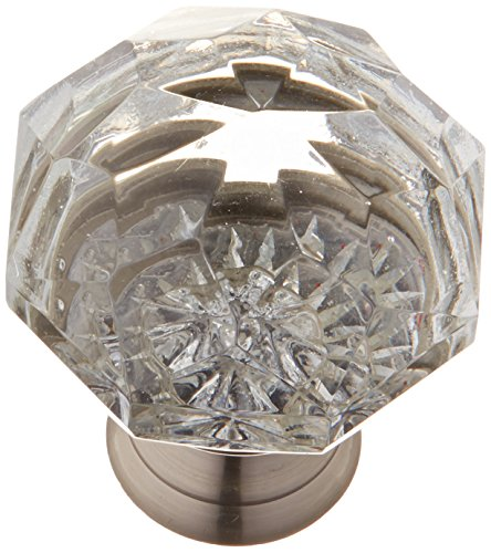 Emtek 86012US15 Diamond 1.25-Inch Cab Knob