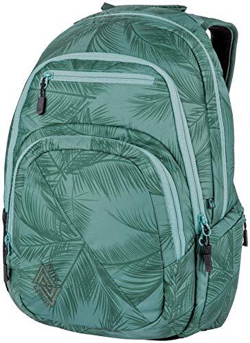 Nitro Stash Rucksack Schulrucksack Schoolbag Daypack Damenrucksack Schultasche schöne Rucksäcke Alltag Fahrradtasche, Coco, 29L