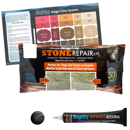 MagicEzy Stone Repairezy: Stone Fix - Repair Chipped and Cracked...