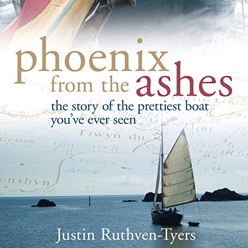 Phoenix from the Ashes audiobook cover art