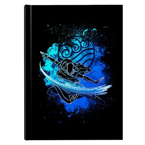 Waterbender Soul Katara Avatar Hardback Journal