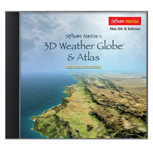 3D Weather Globe & Atlas Deluxe Edition