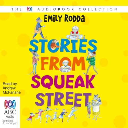Stories from Squeak Street audiobook cover art