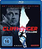 Cliffhanger / 25th Anniversary Edition / Uncut / [Blu-ray]